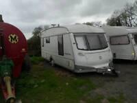 Abi Brightstar 2\4 berth caravan very good condition