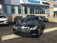 2010 Mercedes-Benz E-Class E550 4MATIC AMG SP0ORT PACKAGE PANORA
