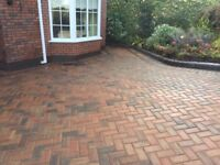 Block paving and garden specialists,fencing !