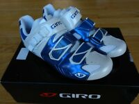 Giro Trans Road Cycling Shoes Size EU 44 (UK 9.25/9.5) New Unused and in Box