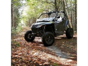 2017 Arctic Cat Wildcat Sport