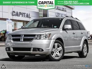2010 Dodge Journey R/T *Heated Seats * Dual Zone Climate Control