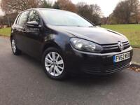 Volkswagen Golf 1.6 TDI Blue motion Automatic Mk6 LOW MILES FULL SERVICE HISTORY!!!