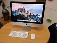 Apple iMac 2013 21.5-inch 2.7GHz Quad Core i5 8Gb 1TB HDD 1.5GB Iris Pro Graphics
