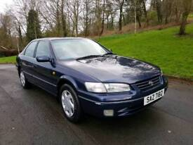 1997 toyota camry 2.2 petrol 42000 miles