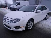 2011 Ford Fusion SEL-AWD-LEATHER-SUNROOF