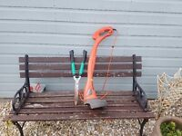 Garden tidy Flymo strimmer which hedge cutters.both in great working condition .