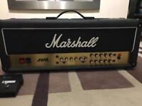 Marshall JVM 210 all valve amp amplifier
