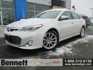 2015 Toyota Avalon Limited - V6, Heated and Cooled Seats, and Na