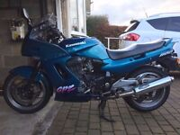 Reluctant Sale of My GPZ1100 but she need to be riden not garaged