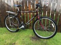 "Raleigh Nitro 15speed 26"" mountain bike, bicycle cycle"