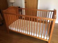 Mamas and Papas Arabella Cot Bed