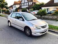 2004 HONDA CIVIC 1.4L MANUAL LOW MILEAGE