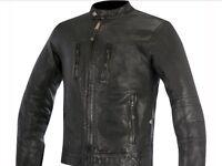 Alpinestars Oscar leather jacket
