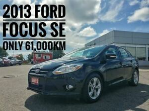 2013 Ford Focus SE with Winter Tires  FREE Delivery