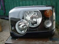 Land Rover Discovery 2 Headlight