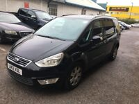 PCO Ford Galaxy, Automatic, 2 Keys, Service History, MOT & PCO, 2nd Owner, Gearbox service done