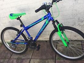 ALPHA AVIGO 24'' Bike