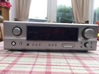Denon AVR-1706 AV Amplifier/Receiver 75 watts 6.1