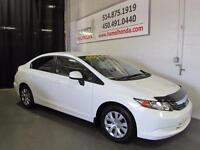 2012 Honda Civic LX AUTOMATIQUE
