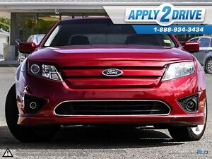 2011 Ford Fusion Get Financed and Drive Today!! Edmonton Edmonton Area image 2