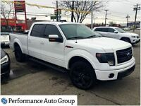 2013 Ford F-150 FX4 - GORGEOUS, CLEAN, NAV, LEATHER!!!