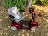 Shoprider mobility scooter as new can deliver