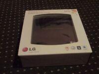 LG GP10 Portable Super Multi Drive dvd cd brand new never open