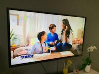 "Hitachi 42"" Smart TV for Sale - Needs Repair"