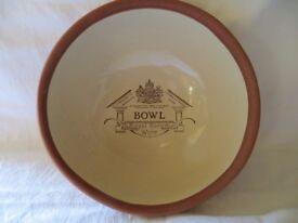 """Vintage Royal Barum Mixing Bowl 1513 9"""""""