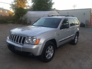2008 Jeep Grand Cherokee LIMITED DIESEL NAV CAMERA GARANTIE 9999