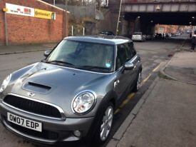 Immaculate MINI Hatch 1.6 Cooper S Hatchback 3dr Petrol Manual 2007 Chilli Pack.