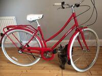Ladies Foffa 3 Speed Nexus Bike Bicycle Town Bike