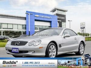 2003 Mercedes-Benz SL-Class SAFETY AND RECONDITIONED