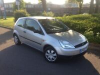 2003 FORD FIESTA 1.4 AUTOMATIC PETROL **LOW MILES ONLY 64000**CHEAP RUNNING COSTS**EXCELLENT DRIVE**