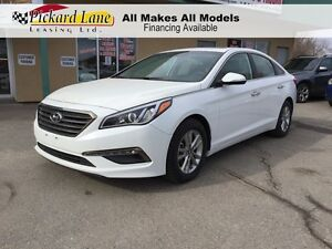 2016 Hyundai Sonata GLS BACKUP CAMERA! POWER SEATS! SUNROOF!