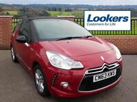Citroen DS3 DSTYLE (red) 2013-09-27