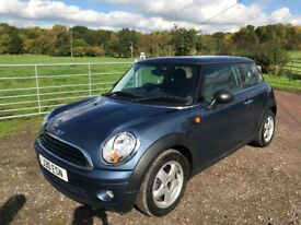 2010 Mini One **FREE SERVICING** **1 PREVIOUS OWNER** **IMMACULATE** **AIR CON** **LOW MILEAGE**
