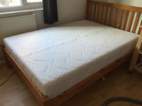 Perfect Condition - Postureform Extra Firm Double Mattress