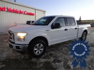 2016 Ford F-150 XLT SuperCrew 4X4 w/6.5' Box, Rear Parking Aid
