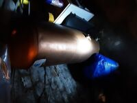 indirect copper cylinder unlagged