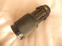 Vivitar 70-210 zoom lens – Nikon Mount – Not A1 - £10