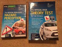 Hazard Perception DVD-ROM / Theory Test Book