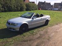 BMW 318 ci convertible 2003