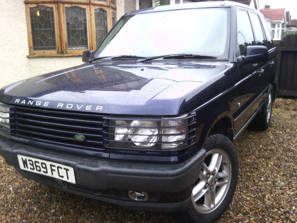 range rover p38 year 2000 2 5 tdi diesel fsh in ilford. Black Bedroom Furniture Sets. Home Design Ideas