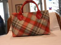 Ness Of Scotland Classic Tweed Bag