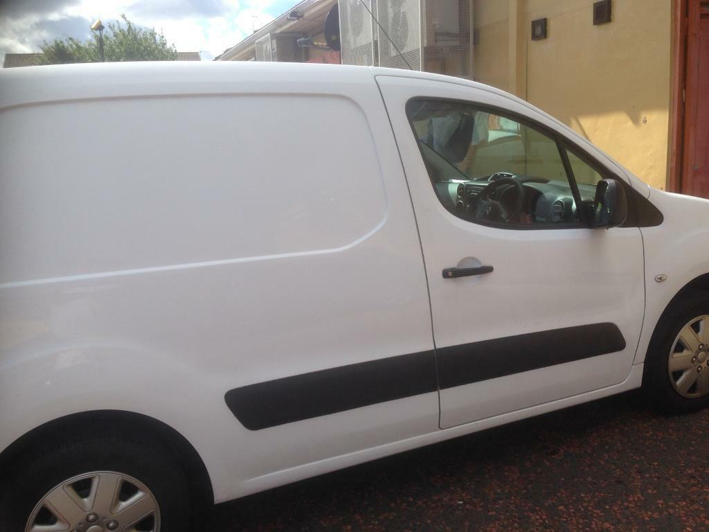 CITERON BERLINGO 625 LX L1 HDI 1.6 IMMACULATE CONDITION WITH F.S.H LOW MILEAGE VAN NO VAT