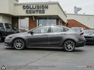 2015 Dodge Dart RALLYE | ALLOY WHEELS | HANDS FREE CALLIN Cambridge Kitchener Area image 3