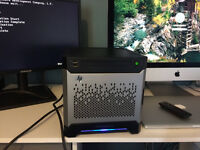 HP proliant microserver gen9 home lab + vmware