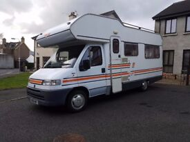 Fiat Ducato - Swift Royale 610 - 2.5 Turbo - Nov 1995 - Very clean